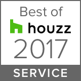 Best of Houzz 2017 badge.