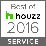 Best of Houzz 2016 badge.